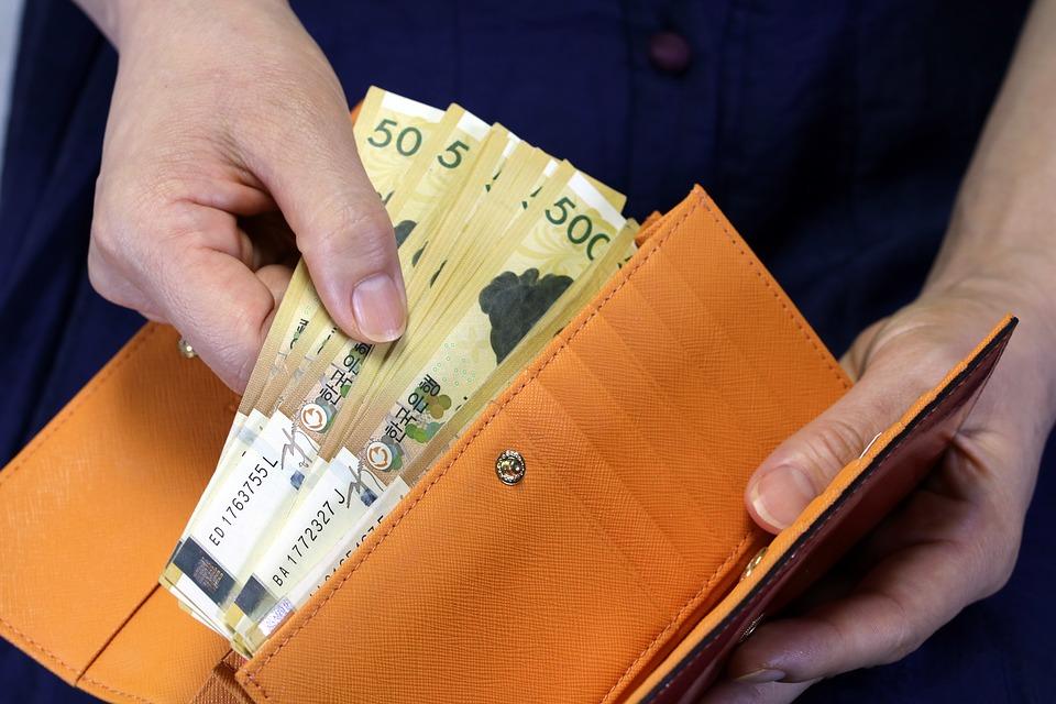 exotická peněženka