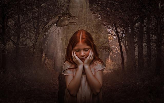 gotická dívka
