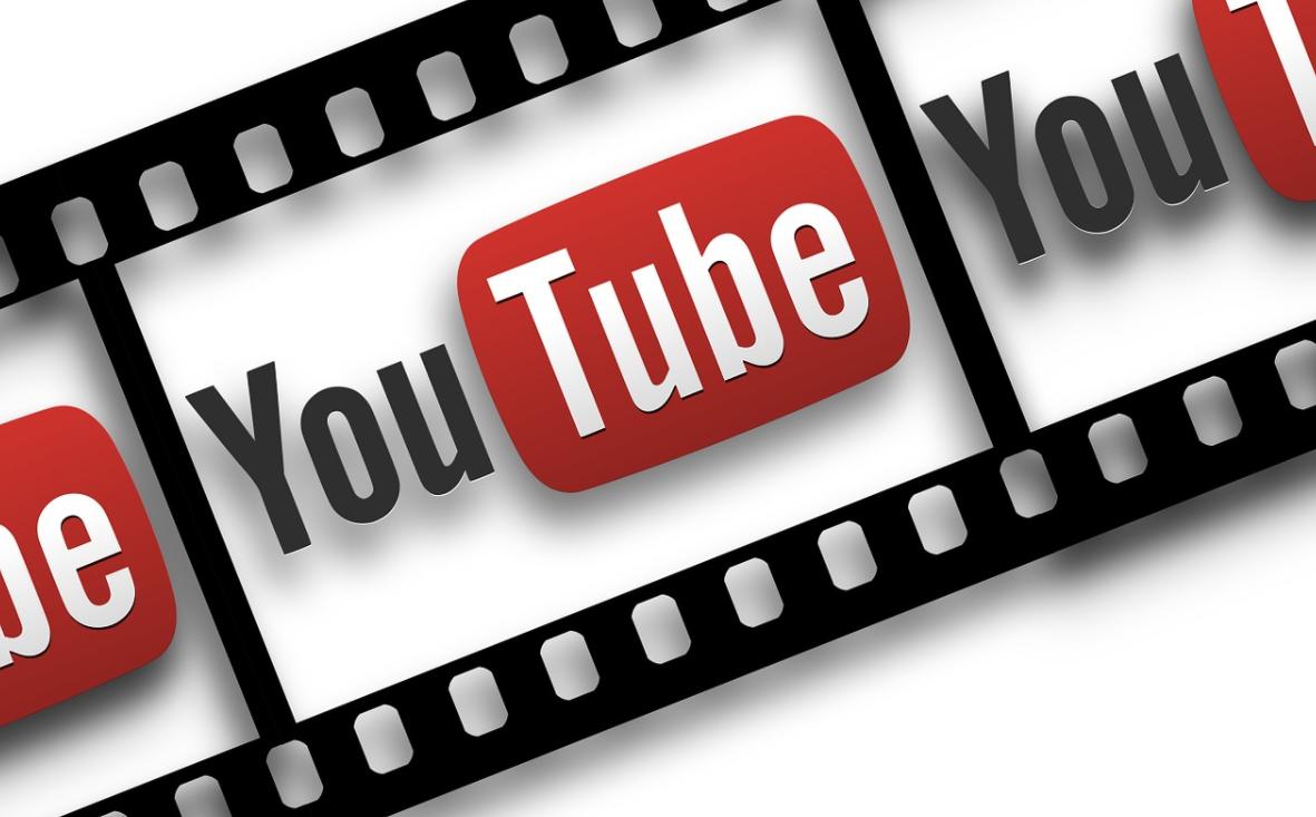 stránka youtube
